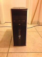 i5 HP 8100 Elite Desktop PC 8 GB RAM Windows 7 pro 64 bit,  500 GB HDD