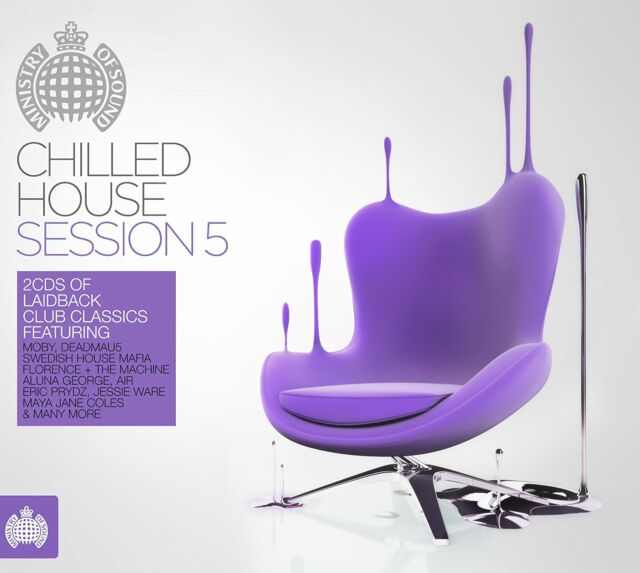 VARIOUS ARTISTS - Chilled House Session 5 CD *NEW & SEALED FAST UK DISPATCH*