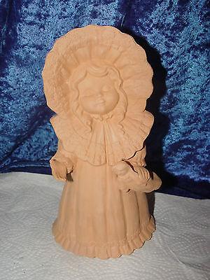 Humor Mädchen Mit Puppe Keramik Handarbeit Exquisite Traditionelle Stickkunst