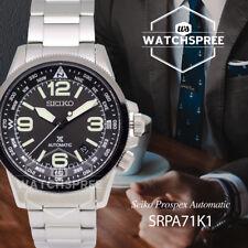 Watch Man Seiko Prospex SRPA71K1 Steel Stainless Silver
