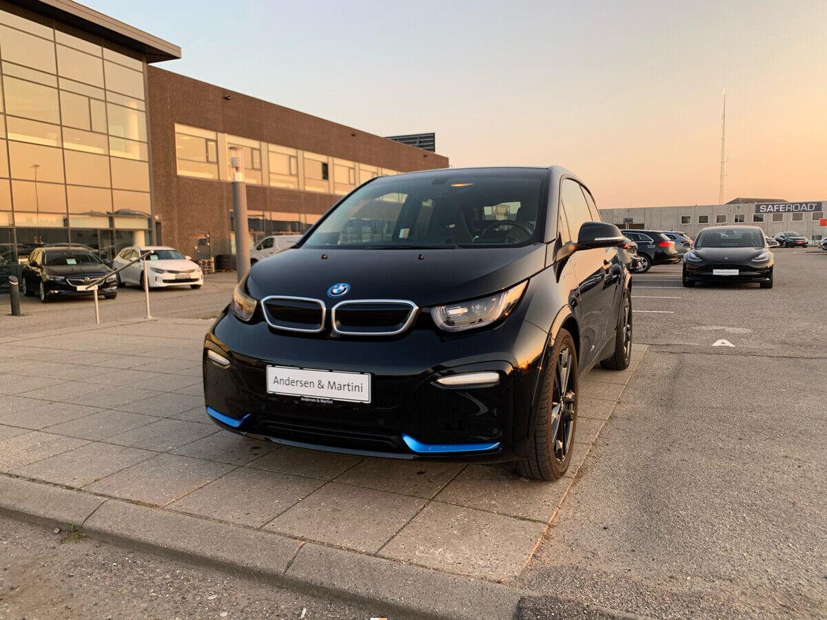 BMW i3s  aut. 5d - 239.900 kr.