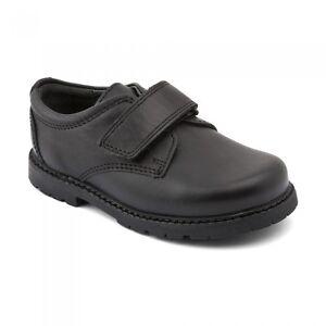 Girls Start Rite Black Leather Shoes Saturn