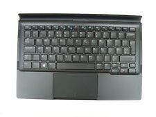 Dell Latitude 12 7275 XPS 12 9250 Premier Keyboard + Folio UK Layout with £ Key
