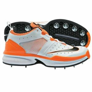 timeless design 65ea9 026c3 Image is loading NEW-NIKE-AIR-ZOOM-OPENER-II-CRICKET-SHOES-