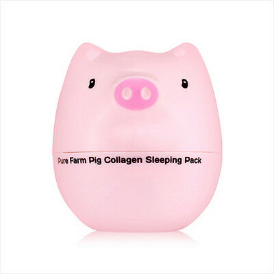 [TONYMOLY] Pure Farm Pig Collagen Sleeping Pack 80g