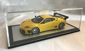 RED-LINE-Models-1-43-Ferrari-360-GTC-Presentation-Yellow-RL019-LE-540-750