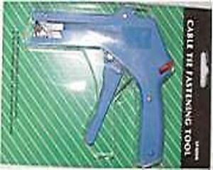 Cable Wire Tie Gun Fastening And Cutting Tool For Ties Ebay