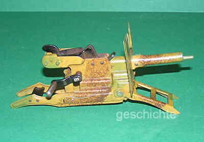 Nett Spielzeug, Smg, Schweres Maschinen-gewehr, Mimikri, Für Amorces, Edor, Um 1937 ! Zu Hohes Ansehen Zu Hause Und Im Ausland GenießEn