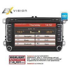 ESX VN710-VW-P1 für VW, Seat und Skoda Fahrzeuge All In One Navigation