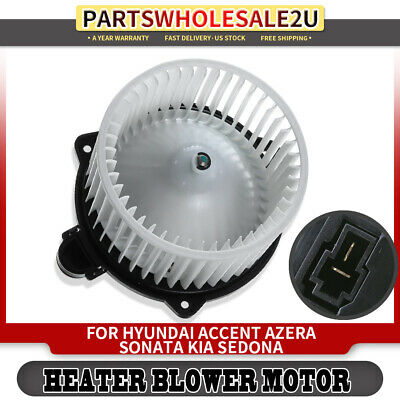 Blower Heater Motor w//Fan Cage for 07-17 Mercedes-Benz Dodge Sprinter 2500 3500