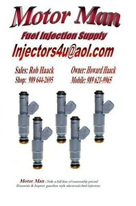 Details about Motor Man - Reman Bosch Fuel Injector Set (5) 0280155830  91860600 2 3L 2 5L 5CYL
