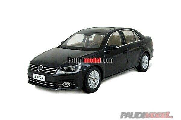 PAUDI VW Bora 2012 Black 1 18