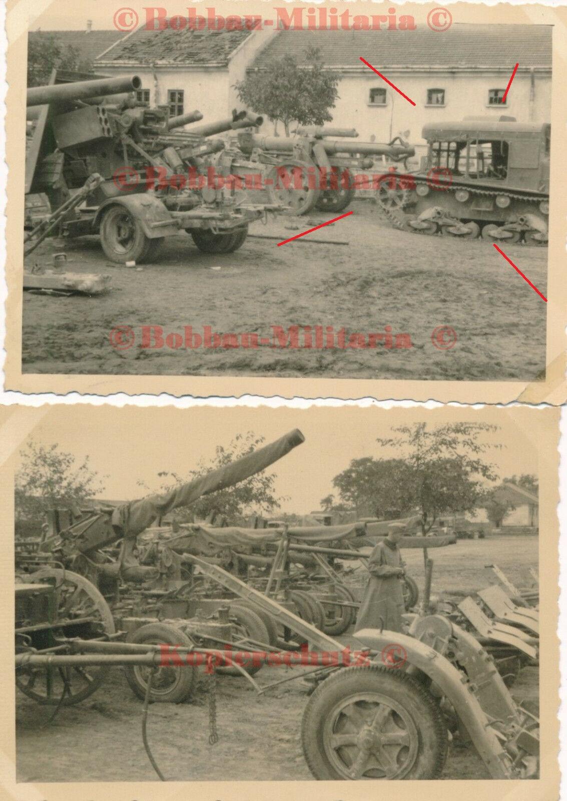 Bild 1 - V248 Polen Jarosław von Wehrmacht erbeutete polnische Zugmaschine C7P Panzer TOP