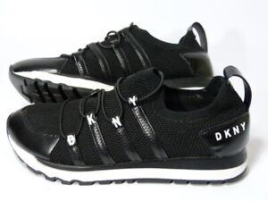 DKNY Jaime COOL slip-on stretch mesh sneakers  shoes model: K3969971