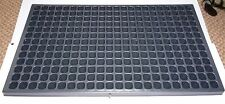 5 x 286 multi cell Plug Plant Seed Trays with drainage Holes - new