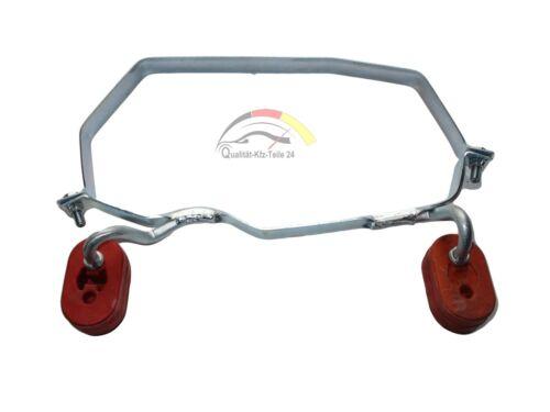 Auspuffschelle Topf Halter EDS passend für  BMW MINI Cooper S 1,6 GUMMIS
