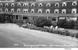 1930 S Narragansett Grand Hotel Kennebunk Beach Maine Ebay