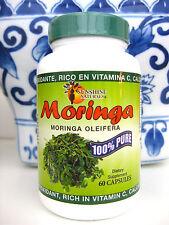 Sunshine Naturals Moringa Oleifera 800mg 100 Pure Dietary Supplement