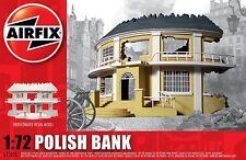 AIRFIX DIORAMA RESIN POLISH BANK RUIN NEW 1/72-1/76