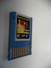 Rockman EXE Megaman NT Warrior Advanced PET Single Battle Chip CP 5