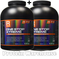 2 X 4.35kg Reflex One Stop Xtreme Extreme Anabolic Sale £89.99 Thats £45 A Tub