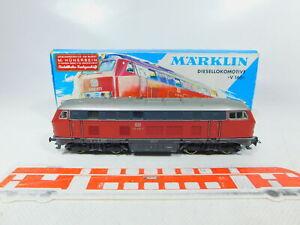 Bz79-1-Marklin-h0-ac-3075-diesel-locomotora-216-025-7-DB-embrague-falta-embalaje-original