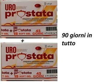 urogermin prostata 30 capsule