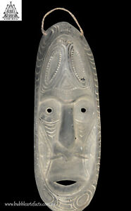 Fine Old Ancestor Spirit Mask, Keram River, PNG, Papua New Guinea, Oceanic