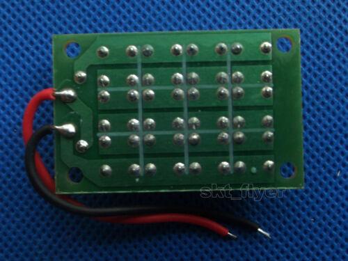 DC 12V 12-LED Bright White LED Board Night Lights Lamp Model Gifts 10-13V