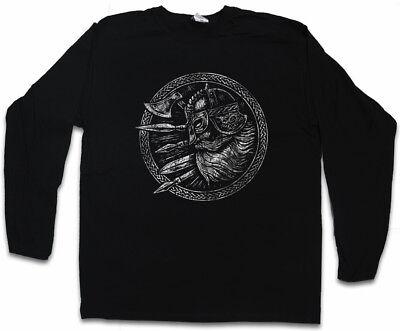 Viking Shield II T-Shirt Valhalla Vikings Odin Loki Thor Norsemen Norse Ragnar