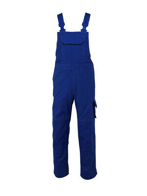 Mascotte Newark Girovita 46.5 X 35 Gamba Misurata Lavoro Bib & Brace Con Tasche Knee-mostra Il Titolo Originale Ulteriori Sorprese