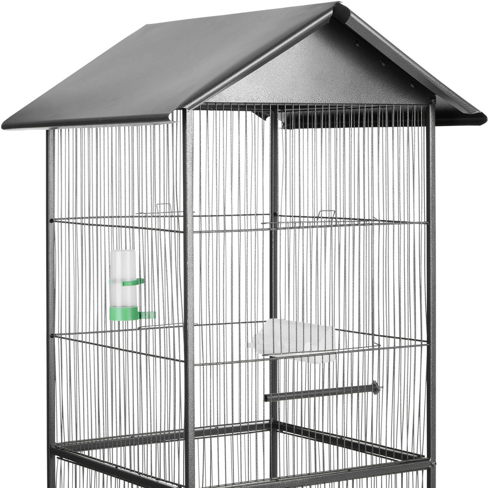 Small Bird Cage White Pet Supplies Steady Pet Ting Daffodil Bird Cage For Finch Canary Budgie