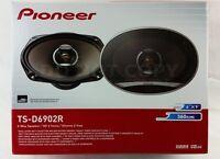 """Pioneer TS-D6902R 2-Way 6""""x9"""" D-Series Car Audio Speakers"""