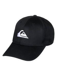 QUIKSILVER-decennies-Casquette-homme-casquette-noire-aqyha04002-kvj0