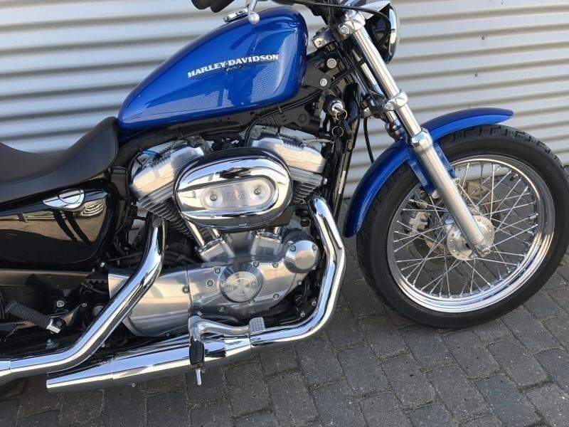 Harley-Davidson, XL883L, 883