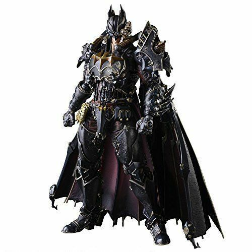 DC Comics VARIANT Play Arts Kai Batman: Timeless Steampunk Figure NEW
