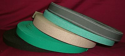 Different Widths Fancy Sewing Elastic  5 Metres Various Colours /& Designs