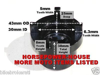 30mm SPECIAL SOCKET TOOL for SWINGARM PIVOT LOCK NUT KAWASAKI ZX-10R ZX10 04-19