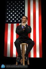 "DID President Elect Barrack Obama 12"" Action Figure 2008"
