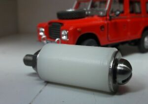 Land-Rover-Series-2-2a-3-Station-Wagon-Tropical-Roof-Stainless-Bolt-Spacer-Nut