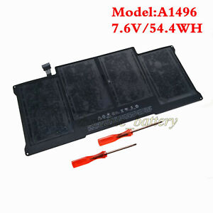 """Battery for Apple MacBook Air 13"""" A1369 Mid 2011 A1466 2012 A1405"""