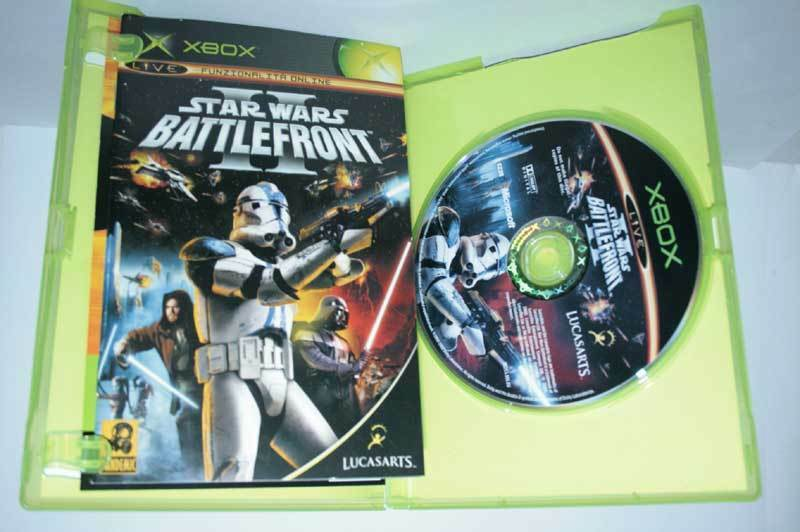 STAR WARS BATTLEFRONT 2 GIOCO USATO XBOX - Bonne affaire StarWars