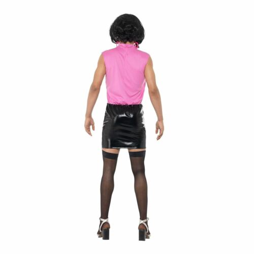 Men/'s Queen Break Free House Wife Freddie Mercury Fancy Dress Party Costume