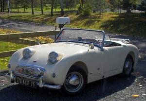 1959 Austin Healey Sprite MK1 (Bugeye)