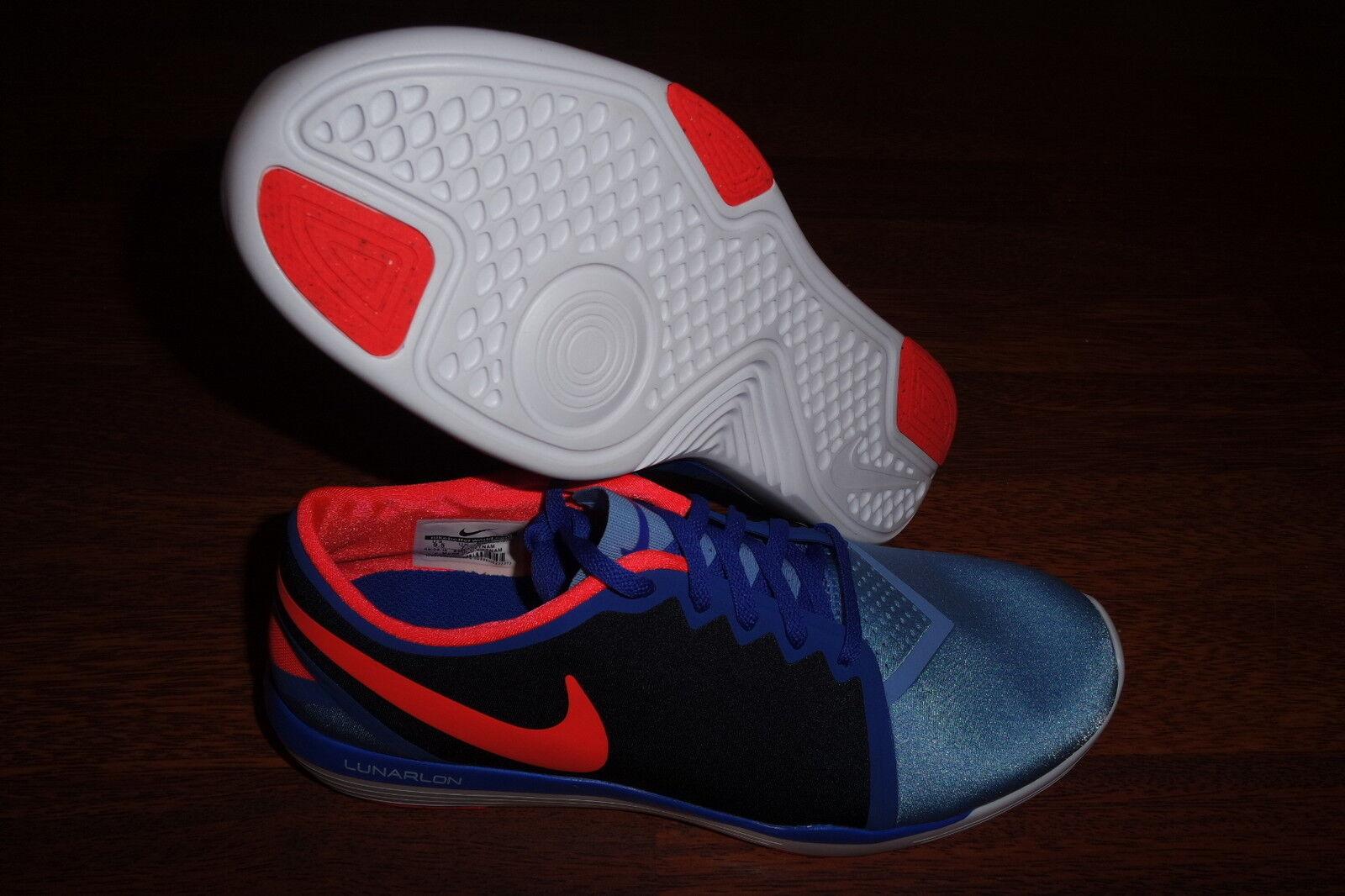 Nike Lunar Sculpt Running Training Chaussures 100 818062 400 femmes US SZ 9.5 NEW