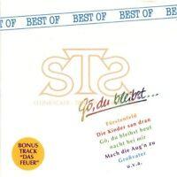 STS Gö, du bleibst..-Best of (1981-90/92) [CD]