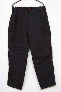Damen-Fjaellraeven-FJALL-RAVEN-Grau-Outdoor-Trousers-Hose-Gr-48