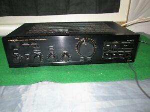 Onkyo-A-812ex-Integrated-Stereo-Digital-Reference-Verstaerker