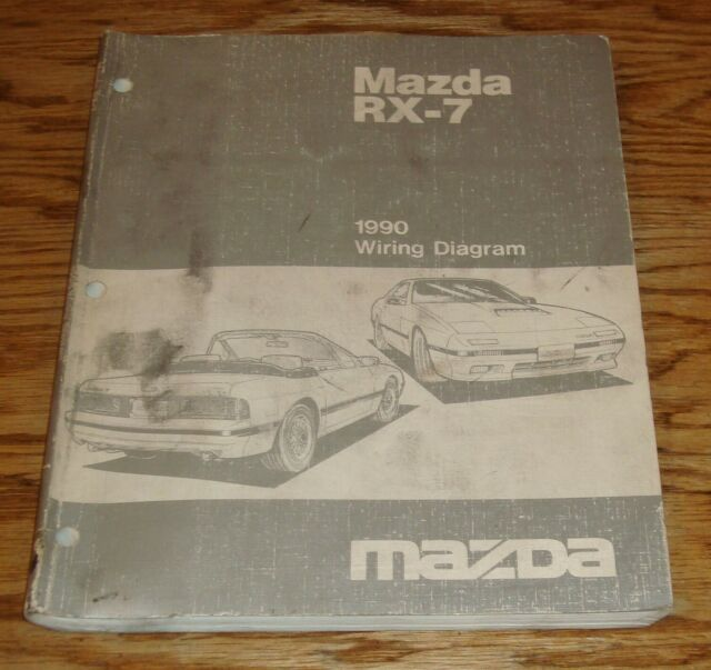 Original 1990 Mazda Rx