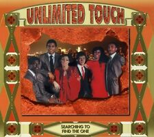 Searching To Find The One - Unlimited Touch (2002, CD NIEUW)